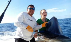 full day offshore fishing manuel antonio costa rica