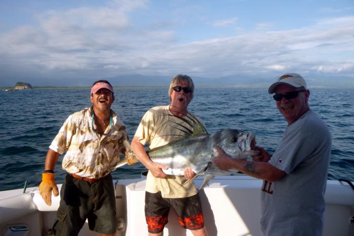 Inshore Fishing Quepos Manuel Antonio Costa Rica