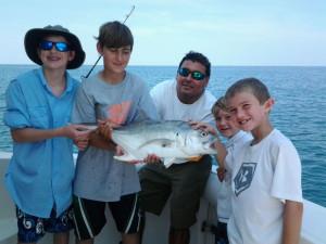 Inshore Fishing Manuel Antonio Quepos Costa Rica