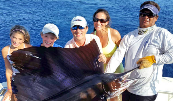 deep sea fishing in manuel antonio