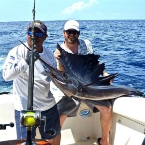 Marina Pez Vela Fishing Charters