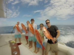 eric red snapper