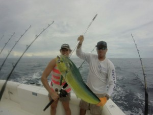 Quepos Deep Sea Fishing Costa Rica