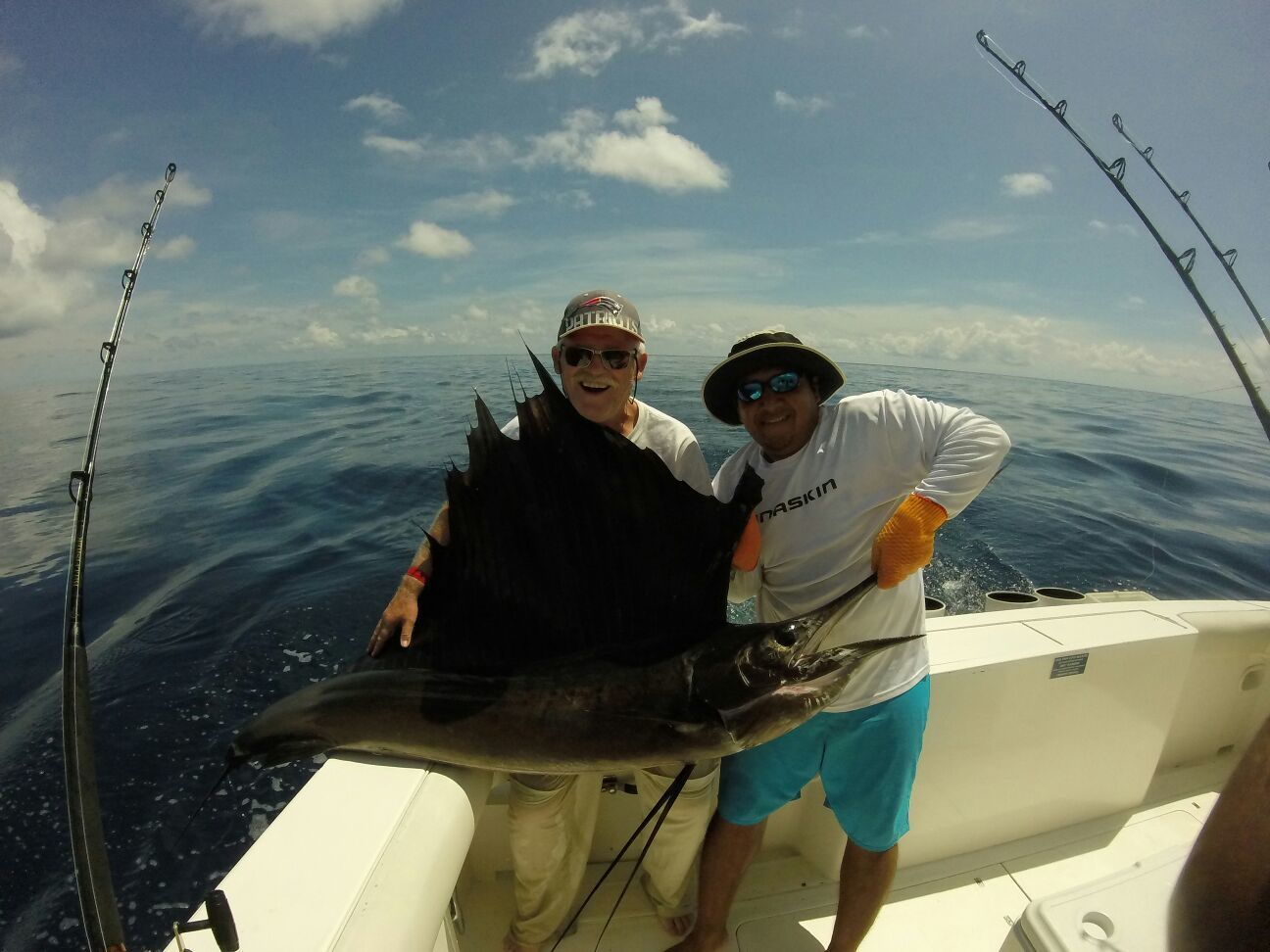 offshore fishing manuel antonio costa rica