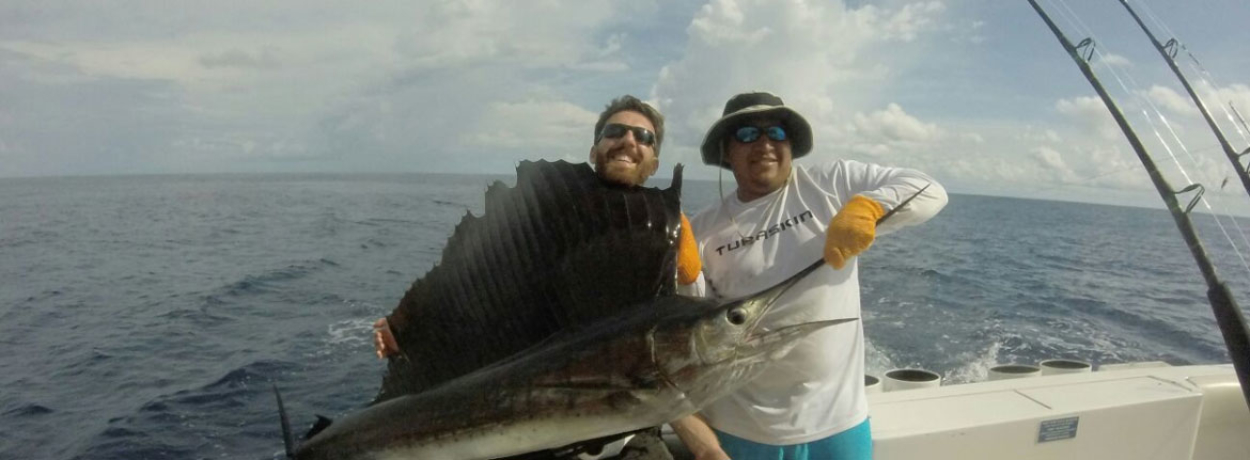 offshore fishing in manuel antonio